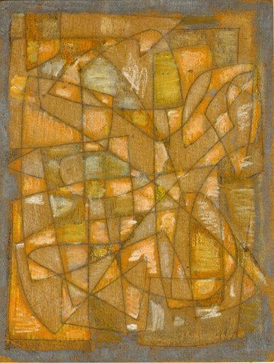 Maurice MOREL - Drawing-Watercolor - Memling