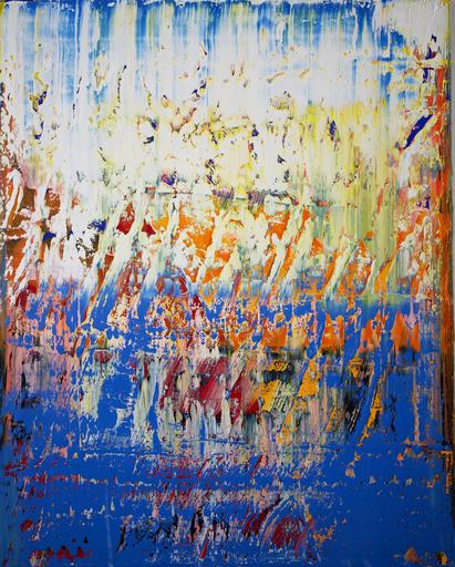 Harry James MOODY - Peinture - Thoughtless Meditation No.505
