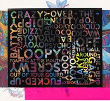 Mel BOCHNER - Stampa Multiplo - Crazy (With Background Noise)
