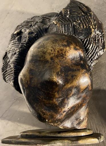 Sava BOTZARIS - Escultura - Tête de Femme
