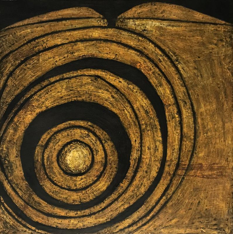 Emilio RODRIGUEZ LARRAIN - Gemälde - Untitled, 1960 ca