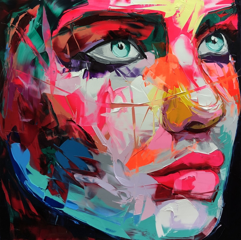 Françoise NIELLY - Painting - Mojito