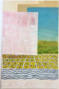 Martin FAURE - Painting - «Masekela river»