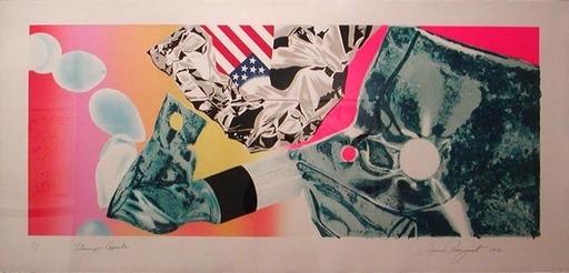 James ROSENQUIST - Print-Multiple - Flamingo Capsule
