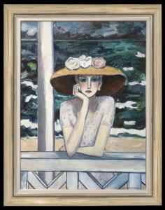 Jean-Pierre CASSIGNEUL - Painting - La Mer