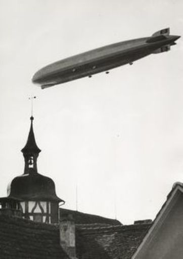 Hans BAUMGARTNER - Photo - Graf Zeppelin