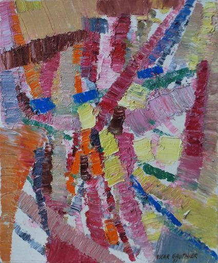 Oscar GAUTHIER - Painting - CU-ZZT