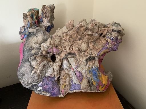 Pepi SANCHEZ - 雕塑 - Tauromaquia