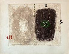 James COIGNARD - Estampe-Multiple - sans titre