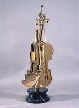Fernandez ARMAN - Sculpture-Volume - Violon Cubiste