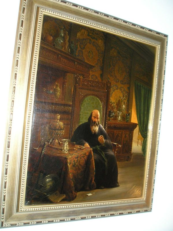 Charles Caïus RENOUX - Painting - pawnbroker