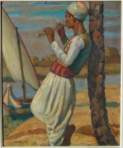 Giuseppe SEBASTI - Painting - EGYPTE