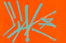 DI SUVERO Mark - Estampe-Multiple - Marianne Moore (lithograph)