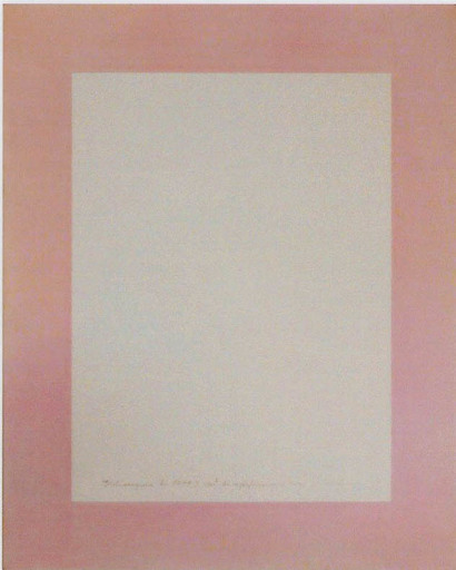 Antonio SCACCABAROZZI - Pintura - Misura/distanza,0220