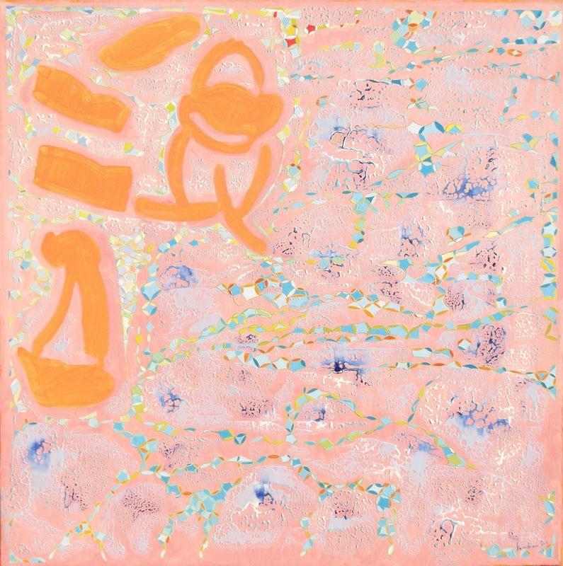 Carlo VANCHIERI - Painting - Nastrini