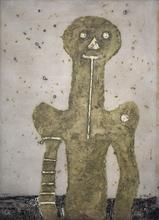 鲁菲诺•塔马约 - 版画 - Torso, from: 15 Etchings |Torso: 15 Aguafuertes