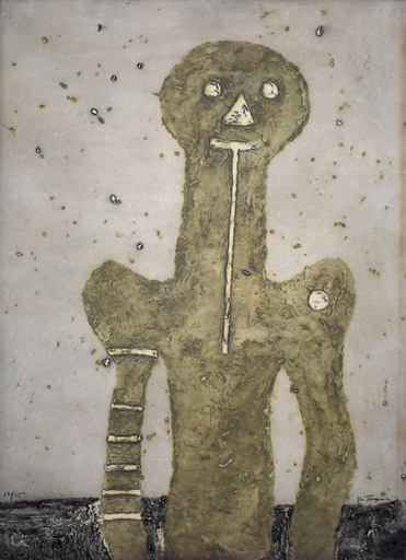 Rufino TAMAYO - Print-Multiple - Torso, from: 15 Etchings |Torso: 15 Aguafuertes