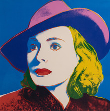 Andy WARHOL (1928-1987) - Ingrid with Hat