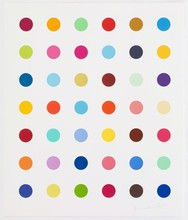 Damien HIRST - Estampe-Multiple - Isocytosine