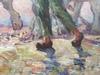 Alphonse Léon GERMAIN-THILL - Peinture