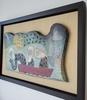 Manuel MENDIVE - Gemälde - El Viaje