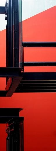 Odile DECQ - Photo - Sans titre n° 1 / Rouge