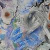 Jacob GILDOR - Drawing-Watercolor - Meditation, Telephone Drawing