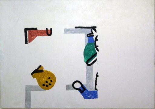 Pierre ANTONIUCCI - Painting - Quatre choses