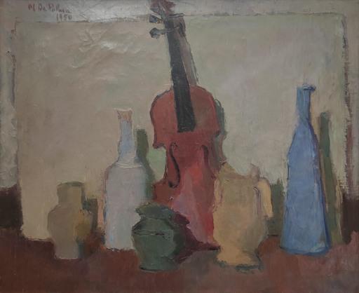 Michele DE PALMA - Painting - Violini