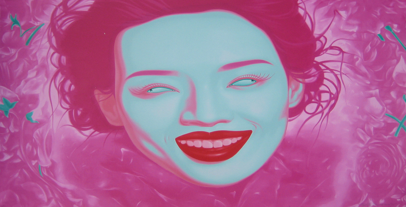 FENG Zhengjie - Estampe-Multiple - Chinese portrait 7