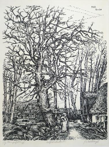 Peter August BÖCKSTIEGEL - Print-Multiple - Westfälisches Land