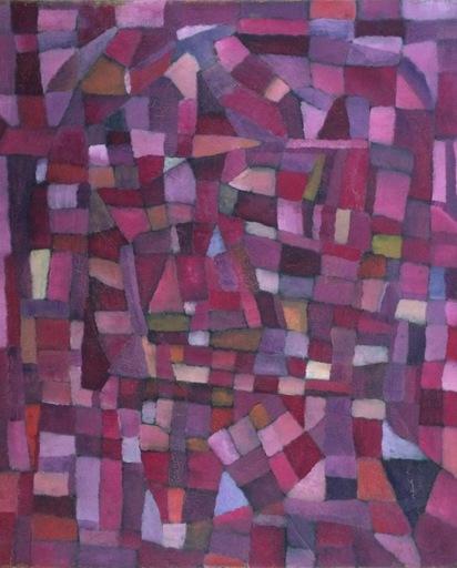 Roland WEBER - Painting - Sans titre