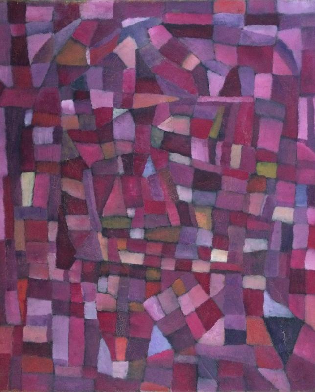 Roland WEBER - Pintura - Sans titre