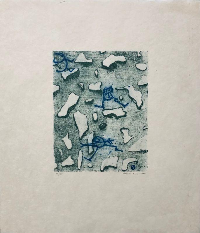Max ERNST - Print-Multiple - for Lewis Caroll