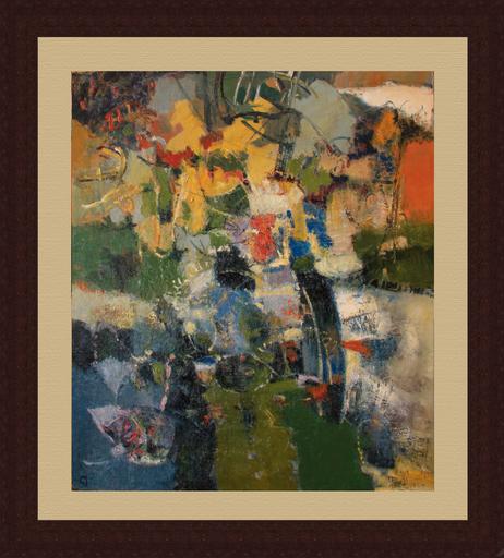 Levan URUSHADZE - Painting - Composition # 84