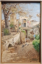 Manuel GARCIA Y RODRIGUEZ - Pintura - Sevilla
