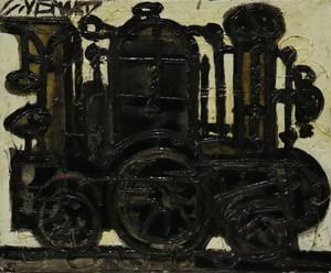 Claude VENARD - Pintura - Loco I