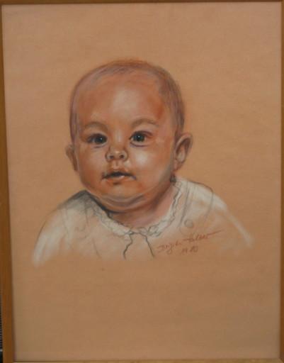 Brigitte HOLZER - 水彩作品 - Baby