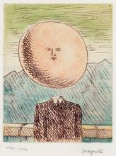 雷尼•马格里特 - 版画 - L'Art de vivre