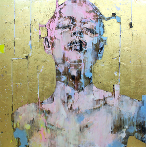 Marco GRASSI - Painting - The Di-Gold Experience n° 235