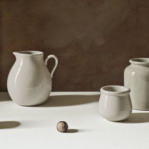 Thierry GENAY - Photo - Pots blanc III