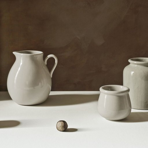 Thierry GENAY - Photography - Pots blanc III