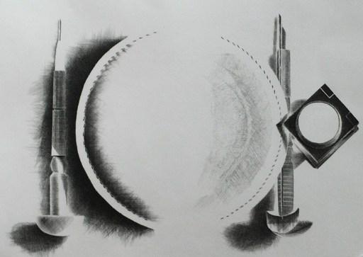 """Jacques MURON - Print-Multiple - """"Hors d'oeuvre"""""""