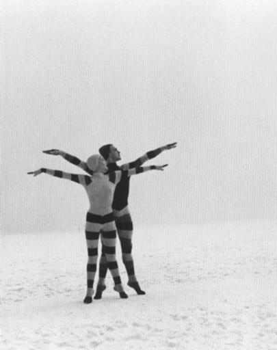 Franz Christian GUNDLACH - Fotografia - Maria Litto und Partner auf der Alster