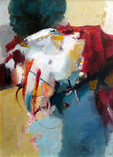 Levan URUSHADZE - Painting - Composition # 34