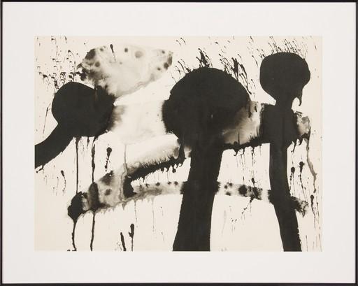 Sadamasa MOTONAGA - Dessin-Aquarelle - Untitled