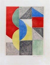 Sonia DELAUNAY-TERK (1885-1979) - Venise