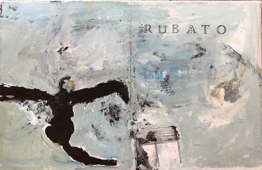 Philippe CROQ - Painting - Rubato