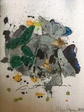Philippe PASQUA - Peinture - Vanité aux papillons
