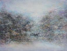 COSMINA - Painting - Untitled ref. US21